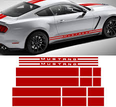 Discount Mustang Decals Mustang Decals 2020 On Sale At Dhgate Com