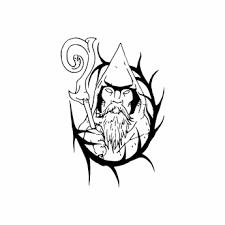 Wizard Decals