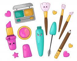 cosmetics for makeup lipstick eye