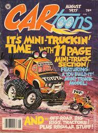 cartoons 1959 magazine ic books 1977
