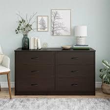 6 Drawer Chest Children 6 Fabric Bins Dresser Clothes Organizer Kids Bedroom For Sale Online Ebay