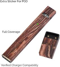 Amazon Com Vensens Juul Skin Wrap Sticker Decal For Juul Wraps Vape 1pack 1pack Juul Charger Full Reusable 3m Protective Sticker Cover Juul And Charger Not Included Skin Only Wood Colorful Computers Accessories