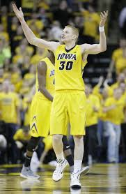 50 photos: Aaron White's Hawkeye career
