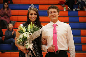 Morris and Powell crowned Homecoming Queen and King | Marshall County  Daily.com