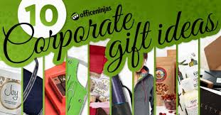 10 corporate gifts to please even your