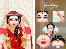 bridal makeup indian games saubhaya