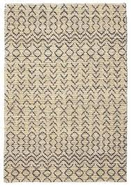 inta 1328 grey natural modern jute rug