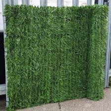 True Products S1010d Evergreen Artificial Conifer Hedge Plastic Privacy Screening Garden Fence 1m High X 3m Long Green Amazon Co Uk Diy Tools