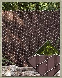 Fin2000 Privacy Chain Link Fence Slats Privacylink Backyard Fences Fence Design Backyard