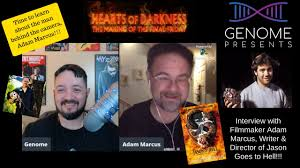 Director Adam Marcus of Jason Goes to Hell Interview!!! - YouTube