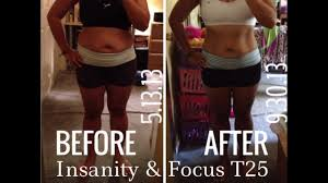 focus t25 final results insanity vs