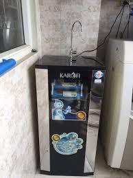 Máy lọc nước RO Karofi 6 lõi có tủ - Cung cấp, xử lý hệ thống lọc nước tổng  sinh hoạt