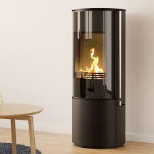 jydepejsen omega woodburning stove 8kw