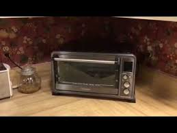 toshiba digital convection oven