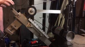 surface grinder attachment home built