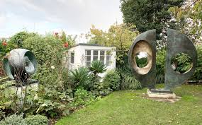 Cultured Calm: Barbara Hepworth Museum and Sculpture Garden ~ Changing Pages
