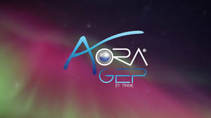 12492 aora gep 4 blue nebula 14 ml