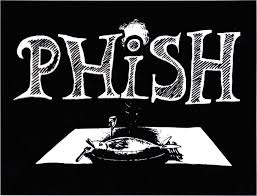 Amazon Com Square Deal Recordings Supplies Phish Dead Fish On Table With Logo Sticker Automotive