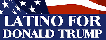 Amazon Com Latino For Donald Trump Bumper Sticker Latin Gop Vote Hispanic Arts Crafts Sewing