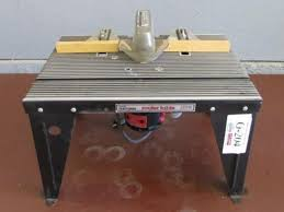 G 204 Craftsman Router Router Table Lot 2019 July Farm Heavy Equipment Auction 7 16 2019 Pickett Auction Service Auction Resource