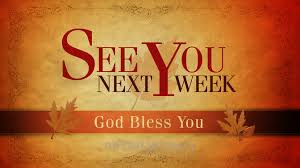 See You Next Week - Title Graphics | Igniter Media
