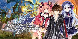 Fairy Fencer F Advent Dark Force Review Use A Potion
