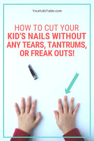 10 sensitivity to nail cutting tips