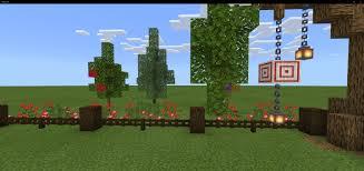 Log Fences Minecraft Pe Texture Packs