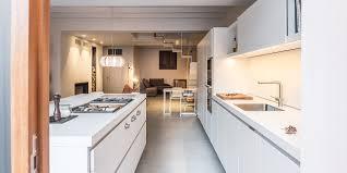 intempidad de la cocina blanca