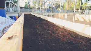 soil combination for raised garden beds