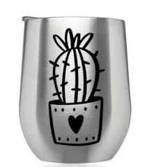 Cactus Plant Decal Sticker Decal Yeti Tumbler Decal Glass Trucks Cups Ebay