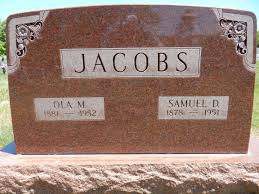 Samuel David Jacobs (1878 - 1951) - Genealogy