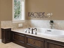 Bathroom Wall Decals Bathroom Vinyl Decal Wall Words