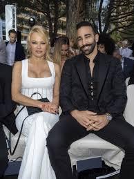 Pamela Anderson accuses boyfriend Adil Rami of cheating, abuse |  Wonderwall.com