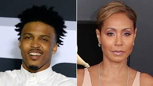 August Alsina reacts to Jada Pinkett Smith's 'entanglement' admission on  'Red Table Talk' | Fox News