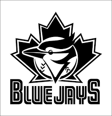 Toronto Blue Jays 5 Decal North 49 Decals