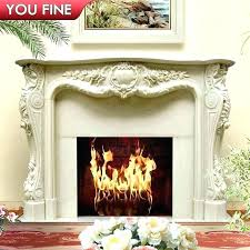 stone fireplace designs natural design