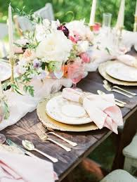 fairy tale fantasy garden wedding ideas