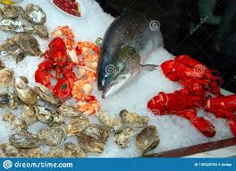 Fish Seafood Market And Restaurant ...