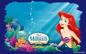 little mermaid wallpaper 1280x800 1759