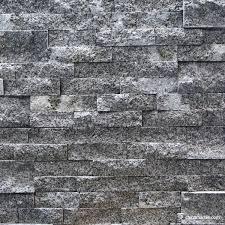 white grey granite culture stone ledge
