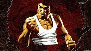 fist of fury martial arts bruce lee rw