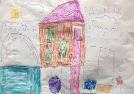 Vượt qua mọi giới hạn khi trẻ em thiết kế ngôi nhà tương lai