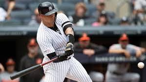 New York Yankees' Gary Sanchez (groin) leaves game early - TSN.ca