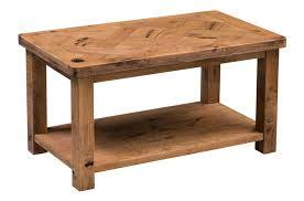 homestyle aztec solid oak coffee table