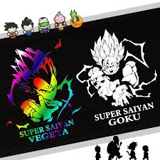 Noizzy Dragon Ball Collection Car Auto Fashion Decal Sticker Vinyl Custom Multi Color Door Window Tuning Car Styling Car Stickers Aliexpress