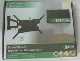orbital rgl604 f 37 to 80 tv wall mount