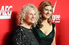 Carole King's Daughter Louise Goffin Talks 'Beautiful' Success ...