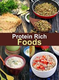 protein veg recipes protein rich food