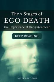 ego death the obliteration of the self and the experience of